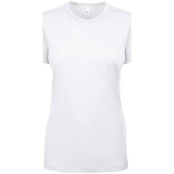 Kleidung Damen T-Shirts Next Level NX1510 Weiß