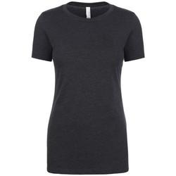 Kleidung Damen T-Shirts Next Level NX6610 Anthrazit
