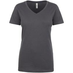 Kleidung Damen T-Shirts Next Level NX1540 Dunkelgrau