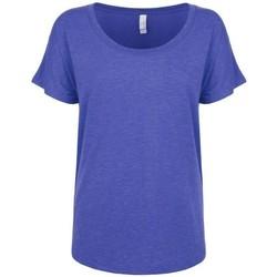 Kleidung Damen T-Shirts Next Level NX6760 Königsblau