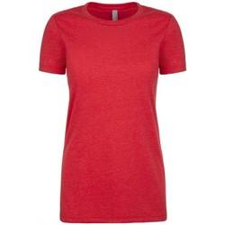Kleidung Damen T-Shirts Next Level NX6610 Rot