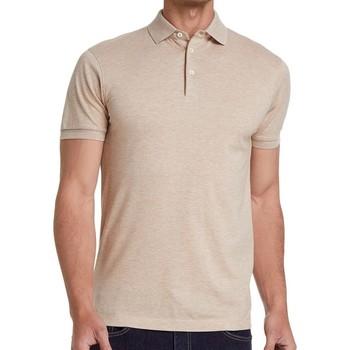 Kleidung Herren Polohemden Hackett HM562390-913 Weiss