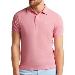 Kleidung Herren Polohemden Hackett HM562363-357 Rose