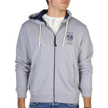 Kleidung Herren Sweatshirts Hackett HM580671-933 Grau