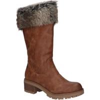 Schuhe Damen Klassische Stiefel Refresh 64661 Marr?n