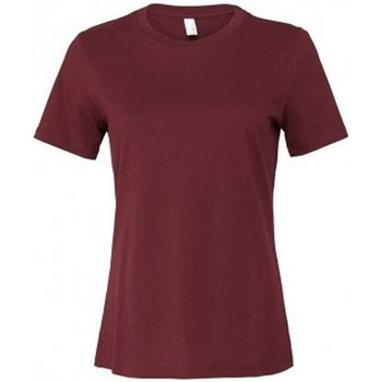 Kleidung Damen T-Shirts Bella + Canvas BL6400 Rotbraun