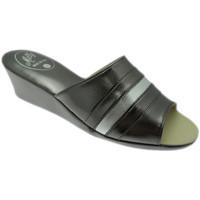Schuhe Damen Pantoffel Milly MILLY1706pio grigio