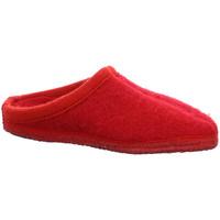 Schuhe Herren Hausschuhe Haflinger Alaska Alaska 611001 085 rot