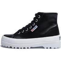 Schuhe Damen Low Boots Superga - 2341 nero S41188W 2341 999 NERO