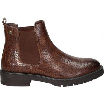 Schuhe Damen Low Boots D'angela BOTINES  DHO18085 MODA JOVEN MARRON Marron