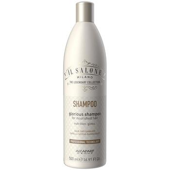 Beauty Damen Shampoo Il Salone Milano Glorious Shampoo For Nourished Hair  500 ml