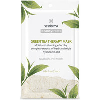 Beauty Damen Serum, Masken & Kuren Sesderma Beauty Treats Green Tea Therapy Mask  25 ml