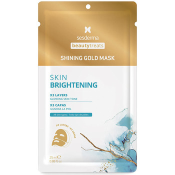 Beauty Damen Serum, Masken & Kuren Sesderma Beauty Treats Shining Gold Mask  25 ml