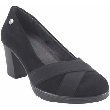 Schuhe Damen Pumps Amarpies Damenschuh  18753 akt schwarz Schwarz