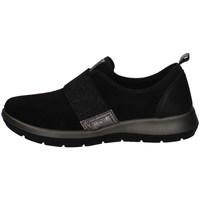 Schuhe Damen Sneaker Low Inblu WG 8 SCHWARZ