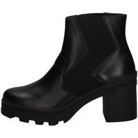 Schuhe Damen Ankle Boots Janet Sport 46807 SCHWARZ