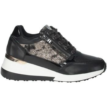 Schuhe Damen Sneaker Low Laura Biagiotti 6419 Schwarz