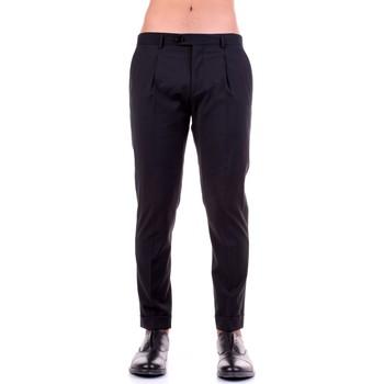 Kleidung Herren 5-Pocket-Hosen Manuel Ritz 2930PR1818-203535 Schwarz