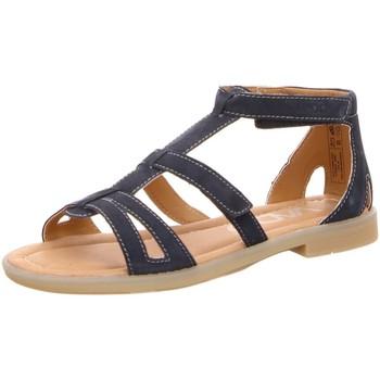 Schuhe Mädchen Sandalen / Sandaletten Vado Schuhe CLEO 98205-126 blau