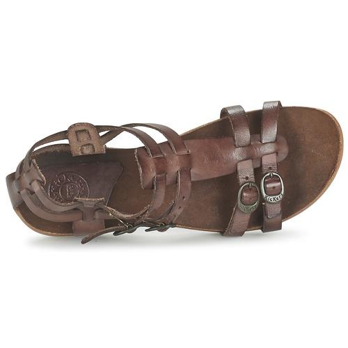 Kickers ANA Braun  Schuhe 63,19 Sandalen / Sandaletten Damen 63,19 Schuhe a906dd