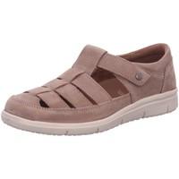 Schuhe Herren Sandalen / Sandaletten Solidus Offene Hardy 64009 30366 braun