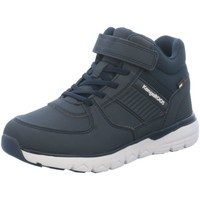 Schuhe Jungen Sneaker High Kangaroos Klettschuhe K-TS Caspo EV RTX 18609/4075 blau