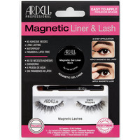 Beauty Damen Mascara  & Wimperntusche Ardell Magnetic Liner & Lash Demi Wispies Liner +  2 lashes