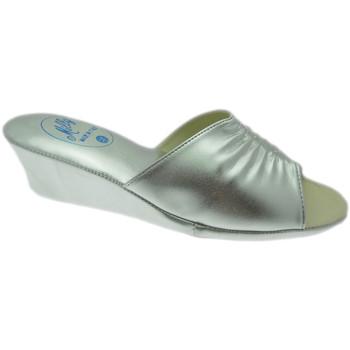 Schuhe Damen Pantoffel Milly MILLY1805arg grigio