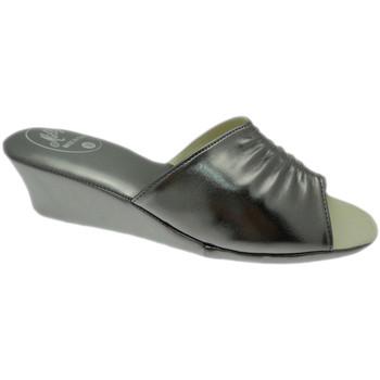 Schuhe Damen Pantoffel Milly MILLY1805pio grigio