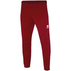 Kleidung Jogginghosen Errea Pantalon  nevis 3.0 bordeaux