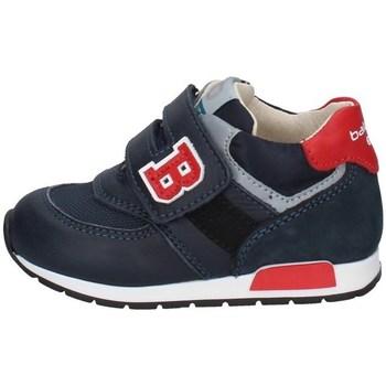 Schuhe Jungen Sneaker Low Balducci CSP4400 BLAU