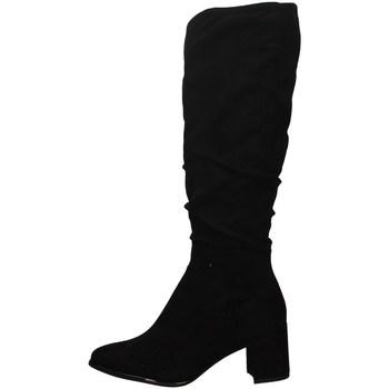 Schuhe Damen Klassische Stiefel Marco Tozzi 2-2-25516-25 STIEFEL Frau SCHWARZ SCHWARZ