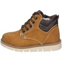 Schuhe Kinder Klassische Stiefel Asso AG-9654 GELB