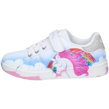 Schuhe Mädchen Sneaker Low Lelli Kelly LK 5898 WEISS