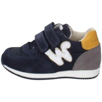 Schuhe Jungen Sneaker Low Balducci CSP4350 BLAU
