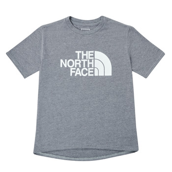 Kleidung Jungen T-Shirts The North Face ON MOUNTAIN TEE Grau
