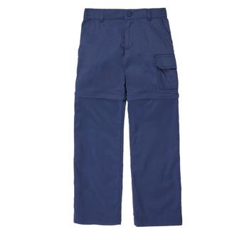 Kleidung Mädchen 5-Pocket-Hosen Columbia SILVER RIDGE IV CONVTIBLE PANT Marine
