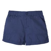 Kleidung Mädchen Shorts / Bermudas Columbia SILVER RIDGE SHORT Marine