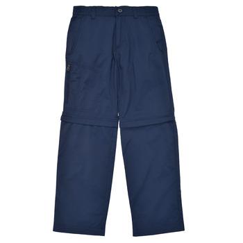 Kleidung Jungen 5-Pocket-Hosen Columbia SILVER RIDGE IV CONVERTIBLE PANT Marine