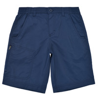Kleidung Jungen Shorts / Bermudas Columbia SILVER RIDGE SHORT Marine