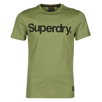 Kleidung Herren T-Shirts Superdry MILITARY GRAPHIC TEE 185 Kaki