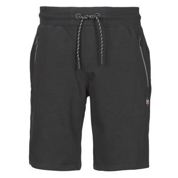 Kleidung Herren Shorts / Bermudas Superdry COLLECTIVE SHORT Schwarz