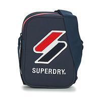 Taschen Geldtasche / Handtasche Superdry SPORTSTYLE SIDE BAG Marine