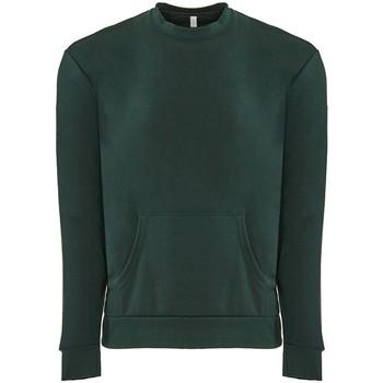 Kleidung Sweatshirts Next Level NX9001 Tannengrün