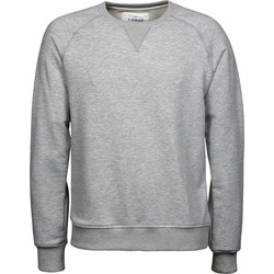 Kleidung Herren Sweatshirts Tee Jays T5400 Grau meliert