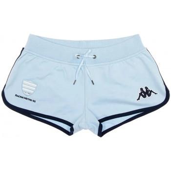 Kleidung Damen Shorts / Bermudas Kappa 301G330 Blau