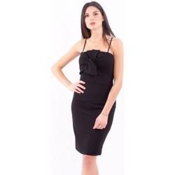 Kleidung Damen Kurze Kleider Sandro Ferrone CRISPO Farblos