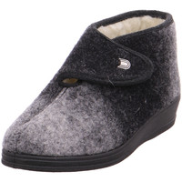 Schuhe Damen Pantoffel Bold - 7551 schwarz