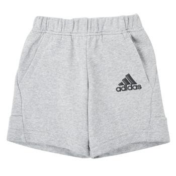 Kleidung Jungen Shorts / Bermudas adidas Performance B BOS SHORT Grau