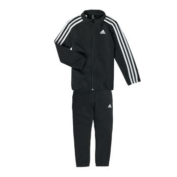 Kleidung Jungen Jogginganzüge adidas Performance B FT TS Schwarz